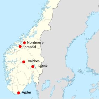 Open Dialogue, Norvège