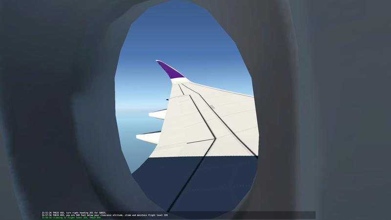 X plane 11 A350_x11