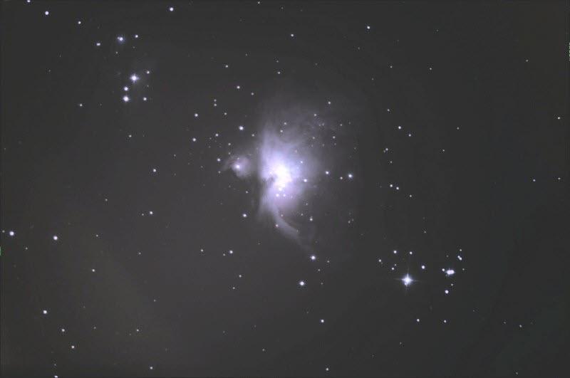 Nébuleuse d'orion Orion10