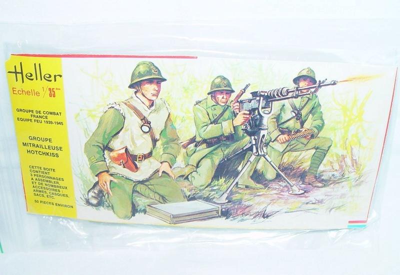 Soldat Afrika Korps 1/35 Warriors Heller10