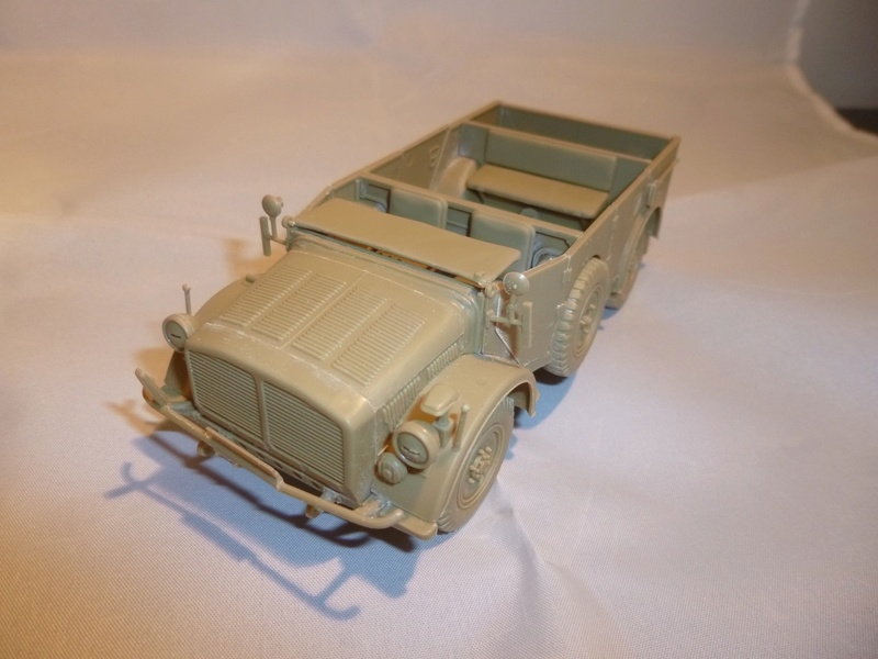 Horch 1a + canon de 20mm - Normandie 1944 - TAMIYA 1/35 P1030840