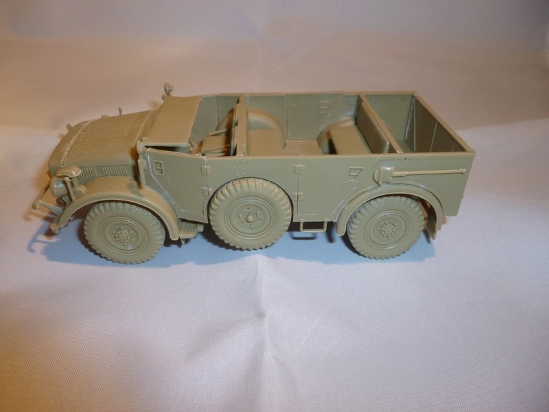 Horch 1a + canon de 20mm - Normandie 1944 - TAMIYA 1/35 P1030842
