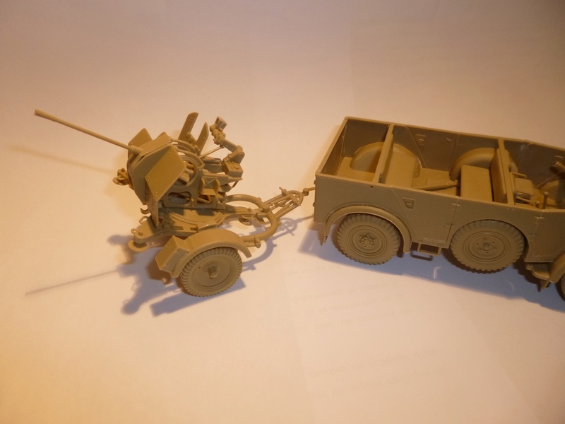 Horch 1a + canon de 20mm - Normandie 1944 - TAMIYA 1/35 P1030844