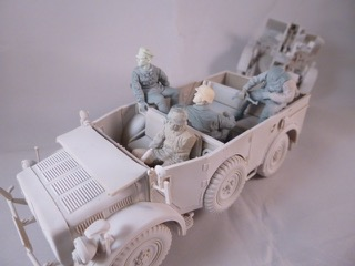 Horch 1a + canon de 20mm - Normandie 1944 - TAMIYA 1/35 P1030911