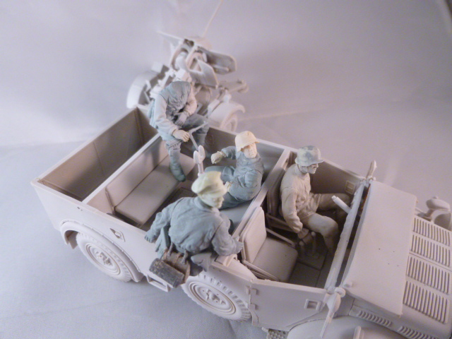 Horch 1a + canon de 20mm - Normandie 1944 - TAMIYA 1/35 P1030913