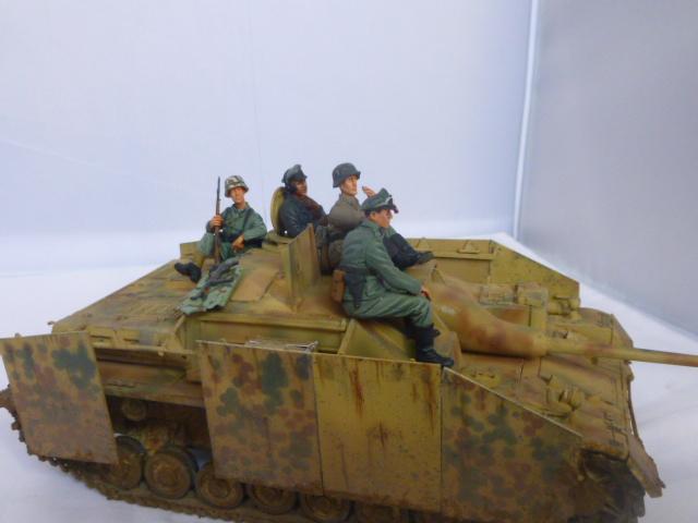 STUG IV Italeri 1/35 fin de guerre P1030937
