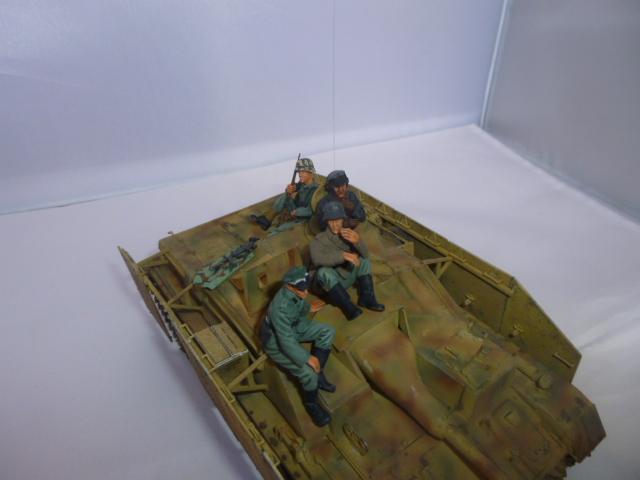 STUG IV Italeri 1/35 fin de guerre P1030938