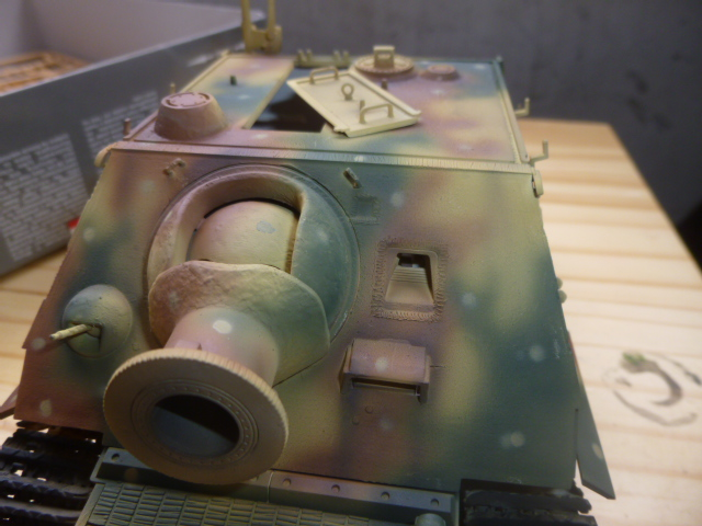 Sturmtiger Ardennes décembre 1944 - Italeri 1:35 P1040022