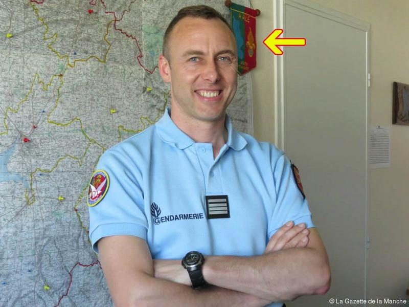 Le lieutenant-colonel Arnaud Beltrame Trebes10