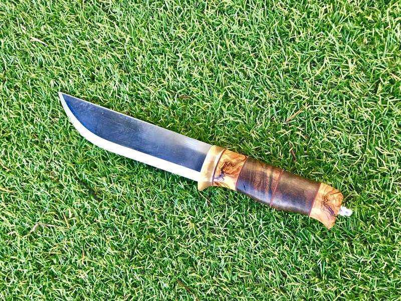 Votre couteau, votre préférence au jour le jour : pliant, dague ?  - Page 5 Img_1815