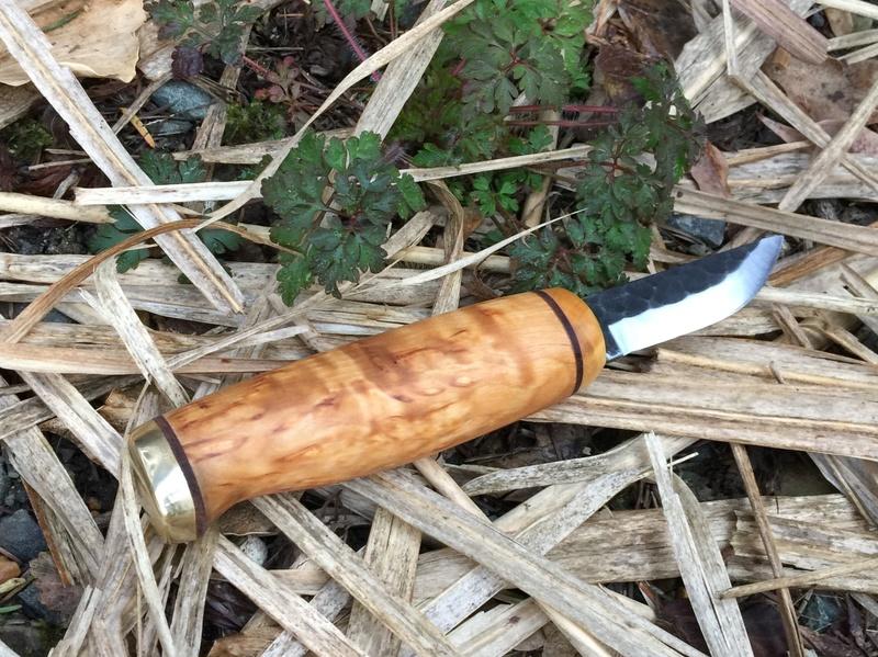 Votre couteau, votre préférence au jour le jour : pliant, dague ?  - Page 5 Puukko13