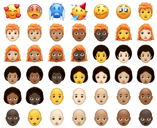 New Emoji Coming to iPhones and iPads Soon 210