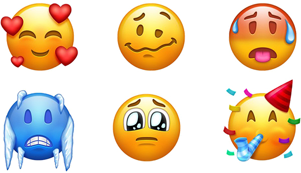 New Emoji Coming to iPhones and iPads Soon Emoji10