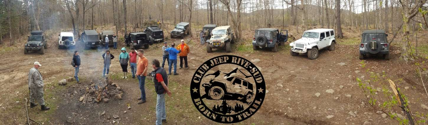 CLUB JEEP RIVE-SUD