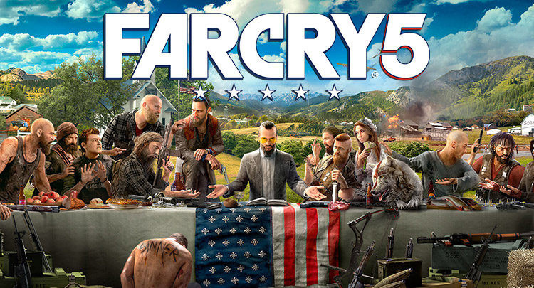 [PS4-ONE-PC] FAR CRY 5 Raw10