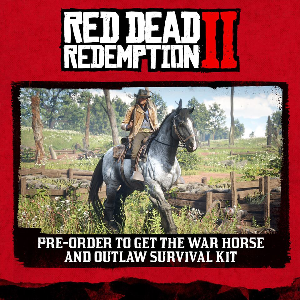 EDIT : Red Dead Redemption 2 confirmé !  34419110