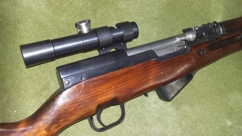 Ma SKS Sniper 20180116