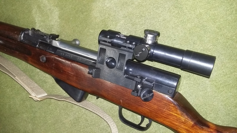 Ma SKS Sniper 20180118