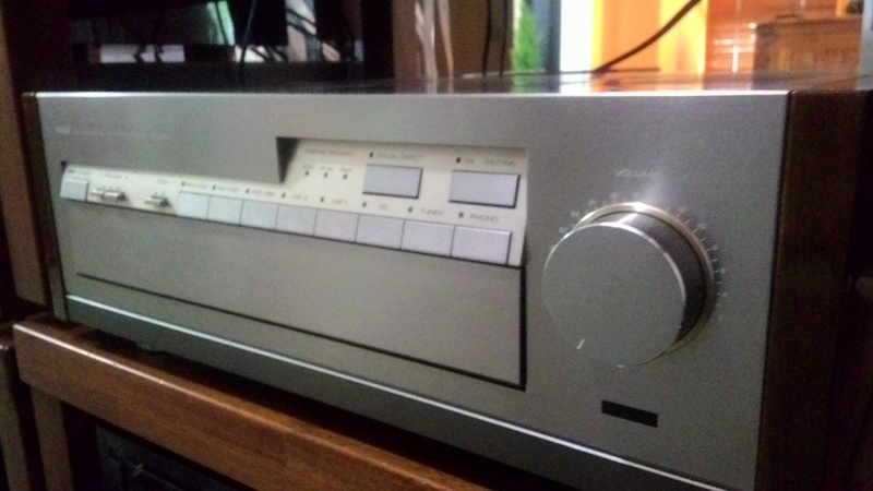 Yamaha AX2000 Intergrated Amplifier (Used) P_201814