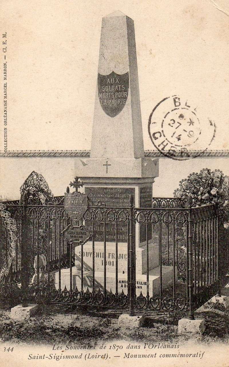 [ Histoires et histoire ] Monuments aux morts originaux Français Tome 2 - Page 4 Monume10