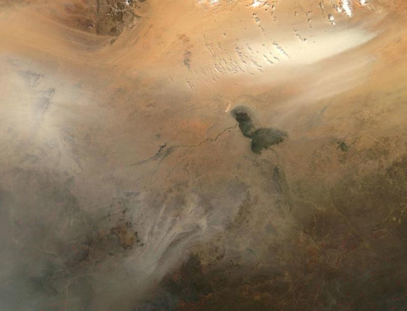 La Terre vue de l'espace : les astronautes ont les plus belles vues. 1013
