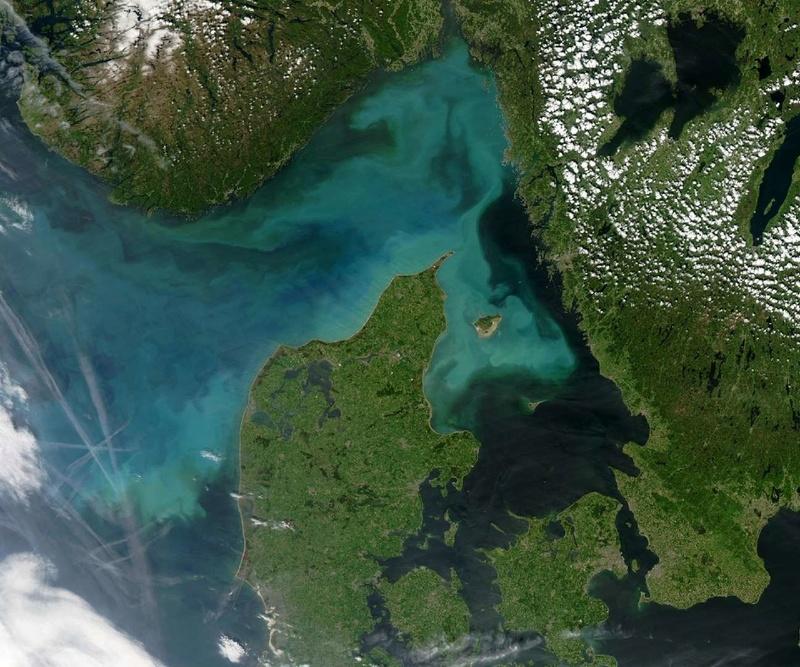 La Terre vue de l'espace : les astronautes ont les plus belles vues. 1112
