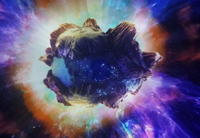 Cet astéroïde qui va bientôt rendre visite à la Terre  2510