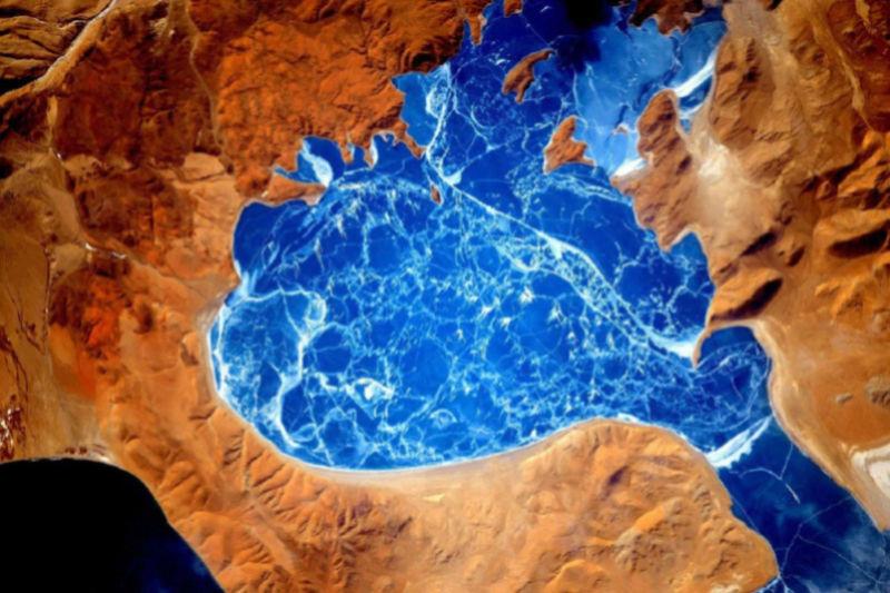 La Terre vue de l'espace : les astronautes ont les plus belles vues. 323