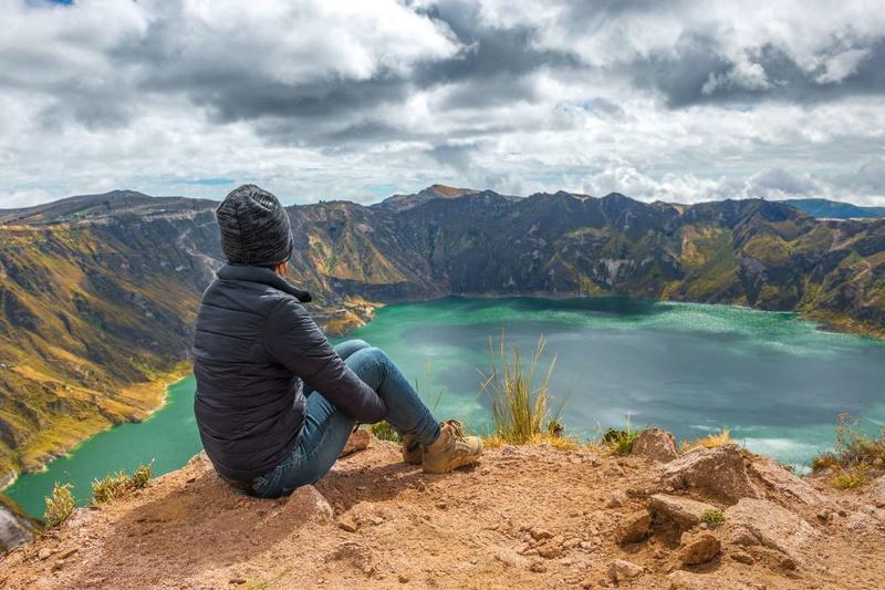 Les plus spectaculaires lacs du monde 414