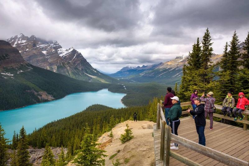 Les plus spectaculaires lacs du monde 813