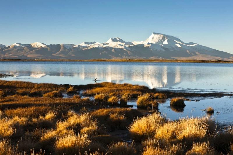 Les plus spectaculaires lacs du monde 913