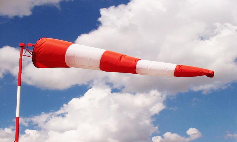 Alertes aux rafales, jusqu'à 110 km/h!  Vent10