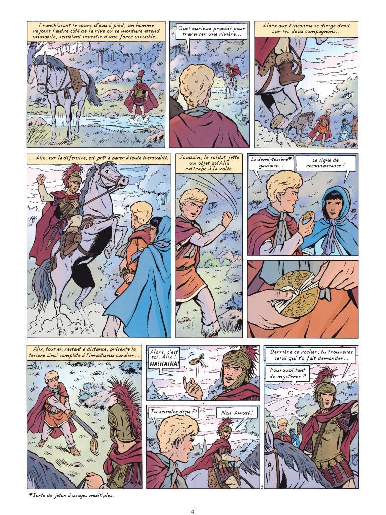 Quel personnage aimeriez-vous revoir ? - Page 3 Alix10