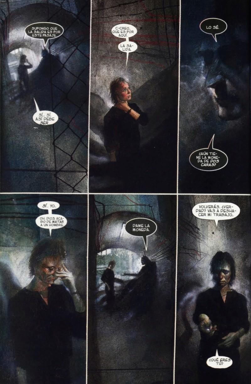 Dave McKean, artiste de la BD Batman11