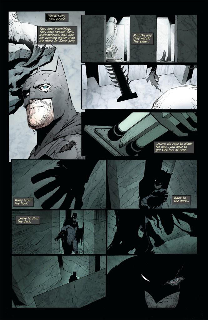 Dave McKean, artiste de la BD Batman13