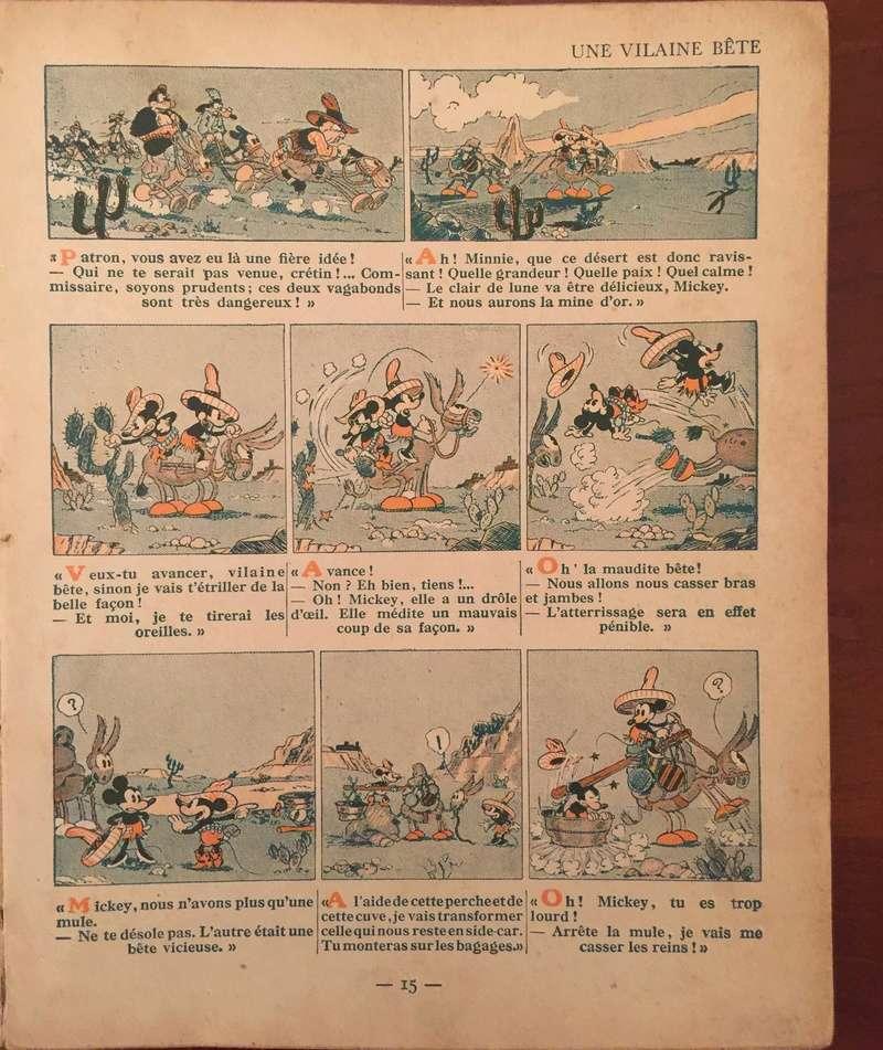 Tous les albums de Mickey - Page 2 Mickey16