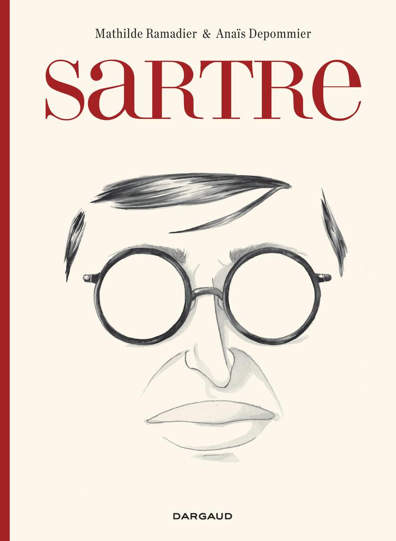 Philosophie et bande dessinée Sartre10