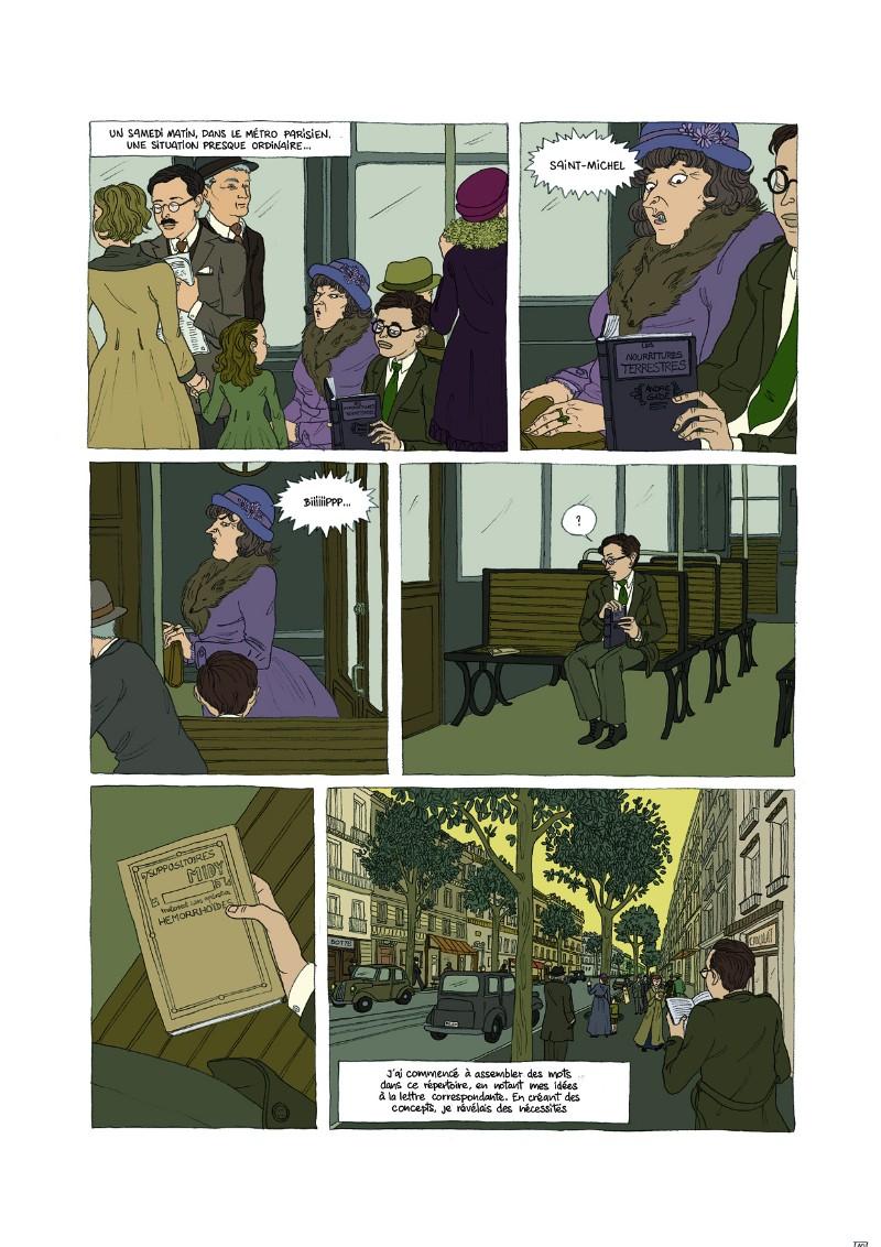 Philosophie et bande dessinée Sartre11