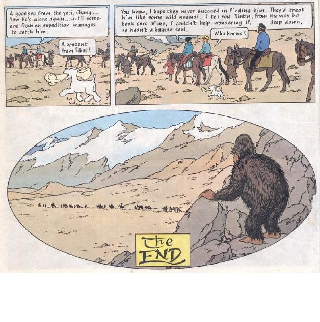 Philosophie et bande dessinée Tintin12