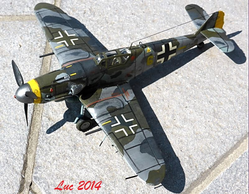 [Revell] (1-48) Messerschmitt Bf 109 G-10: rénovation - Page 4 Bf109r11