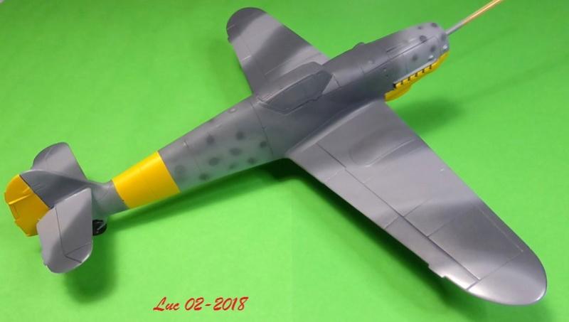 [Revell] (1-48) Messerschmitt Bf 109 G-10: rénovation - Page 3 Bf109r29