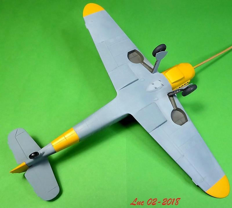 [Revell] (1-48) Messerschmitt Bf 109 G-10: rénovation - Page 3 Bf109r30