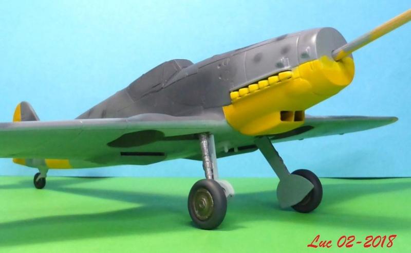 [Revell] (1-48) Messerschmitt Bf 109 G-10: rénovation - Page 3 Bf109r32