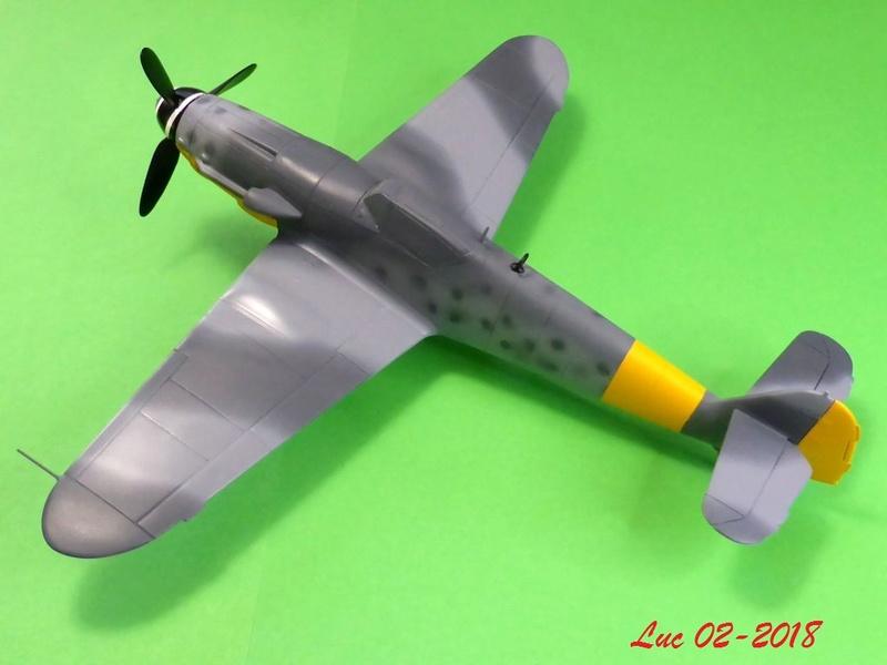 [Revell] (1-48) Messerschmitt Bf 109 G-10: rénovation - Page 3 Bf109r34
