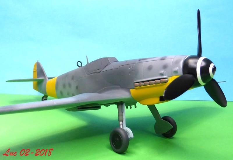 [Revell] (1-48) Messerschmitt Bf 109 G-10: rénovation - Page 3 Bf109r35