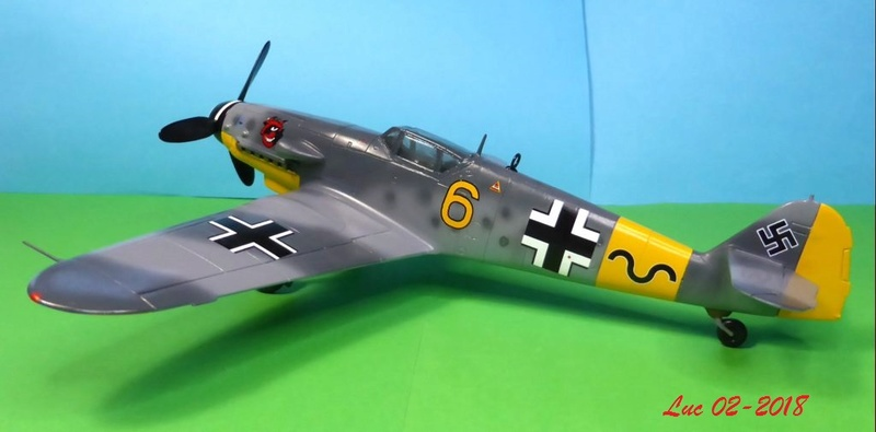 [Revell] (1-48) Messerschmitt Bf 109 G-10: rénovation - Page 3 Bf109r37