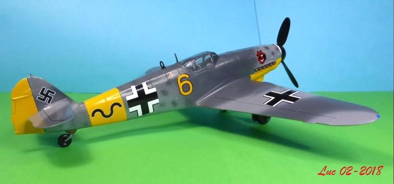 [Revell] (1-48) Messerschmitt Bf 109 G-10: rénovation - Page 3 Bf109r38