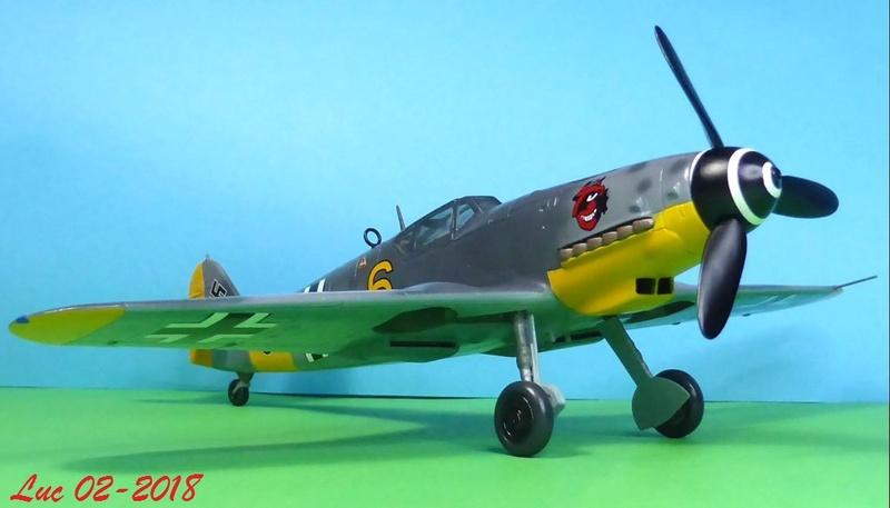 [Revell] (1-48) Messerschmitt Bf 109 G-10: rénovation - Page 3 Bf109r39