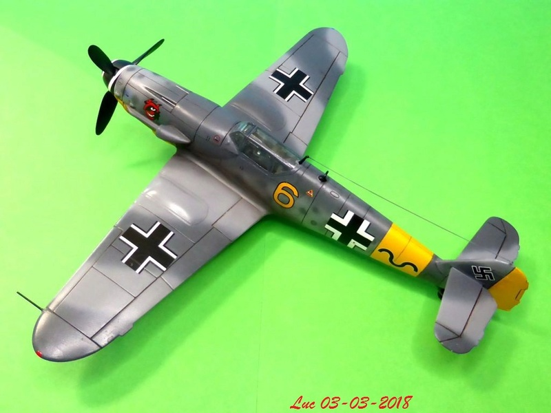 [Revell] (1-48) Messerschmitt Bf 109 G-10: rénovation - Page 4 Bf109r40
