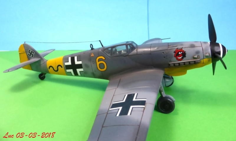 [Revell] (1-48) Messerschmitt Bf 109 G-10: rénovation - Page 4 Bf109r42